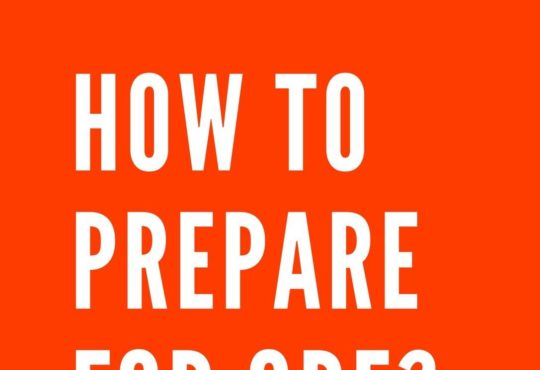 How To Prepare For The GRE Analytical Writing Sample Essay 5